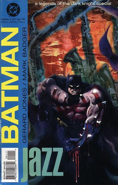 Batman: Legends of the Dark Knight - Jazz Vol 1 1