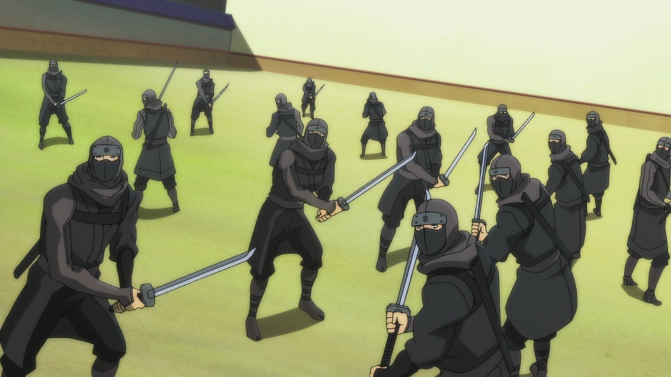 League of Assassins (DC Animated Movie Universe)
