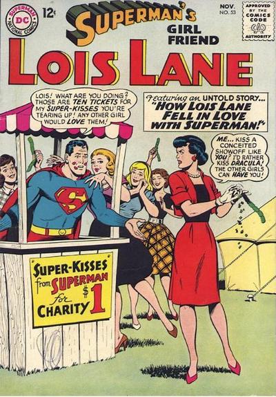 Superman's Girl Friend, Lois Lane Vol 1 53