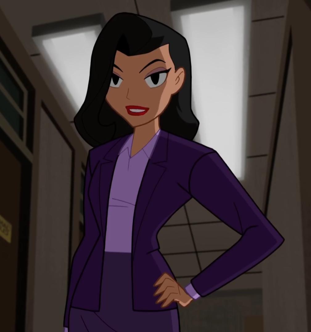 Lois Lane (Justice League Action)