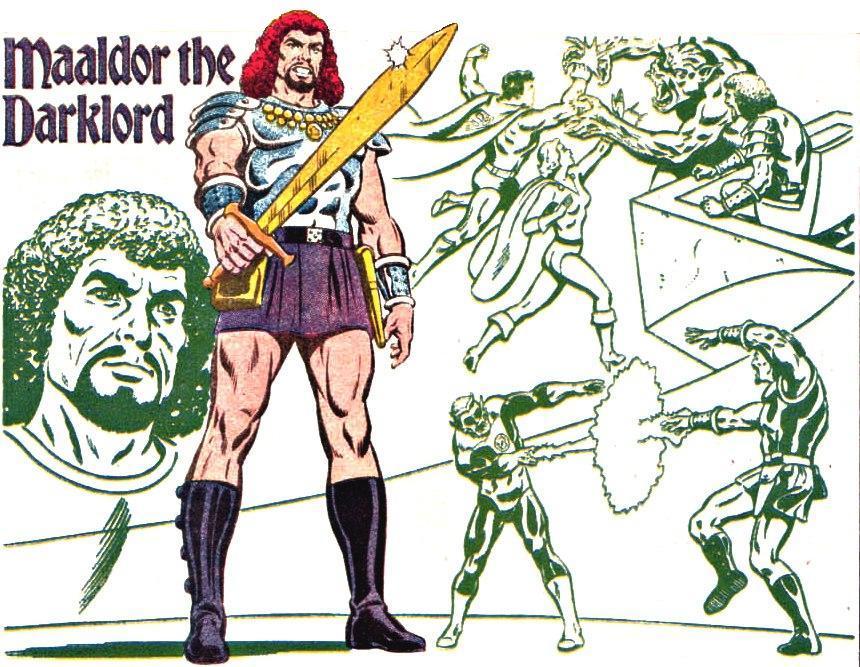 Maaldor (Earth-One)