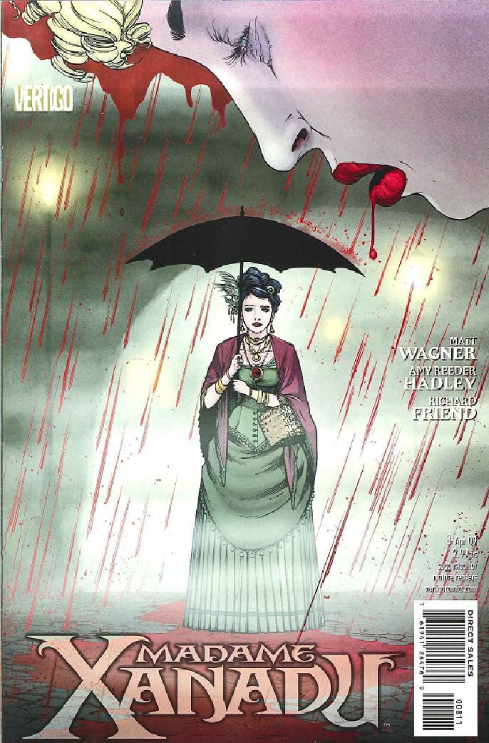 Madame Xanadu Vol 2 8