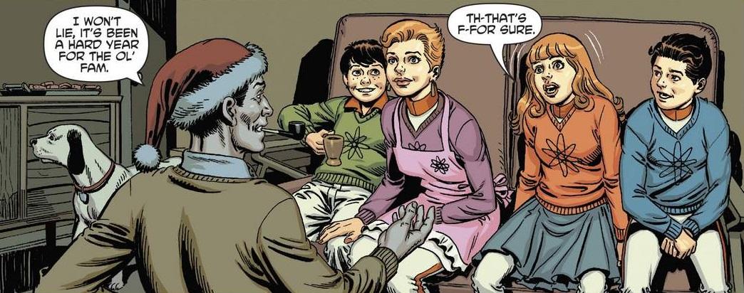 Nuclear Family (Last Christmas)