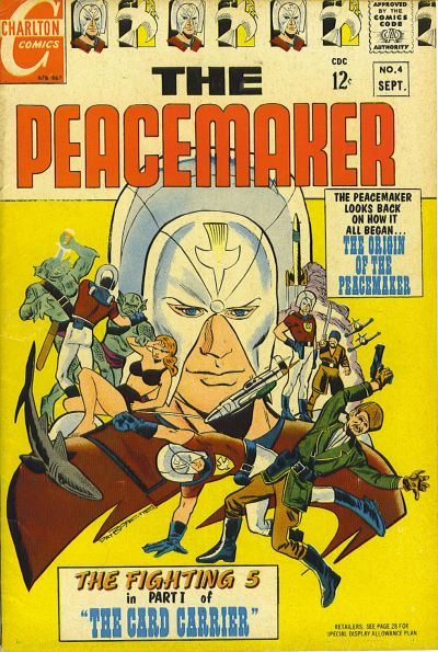 Peacemaker Vol 1 4