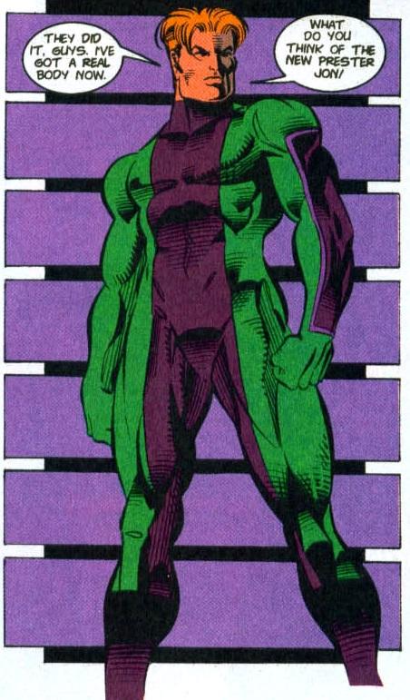 Jonathan Levine (Team Titans)
