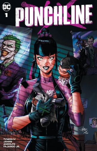 Exclusive Unknown Comic Books Creees Lee Variant