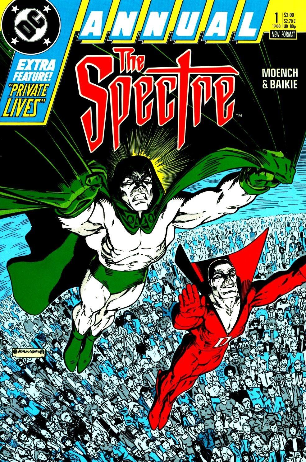 Spectre Annual Vol 2 1