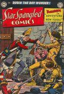 Star-Spangled Comics 121