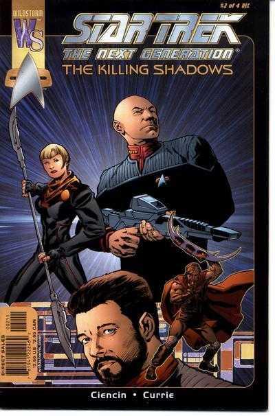 Star Trek: The Next Generation: The Killing Shadows Vol 1 2