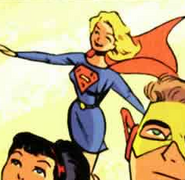 Supergirl Earth-21