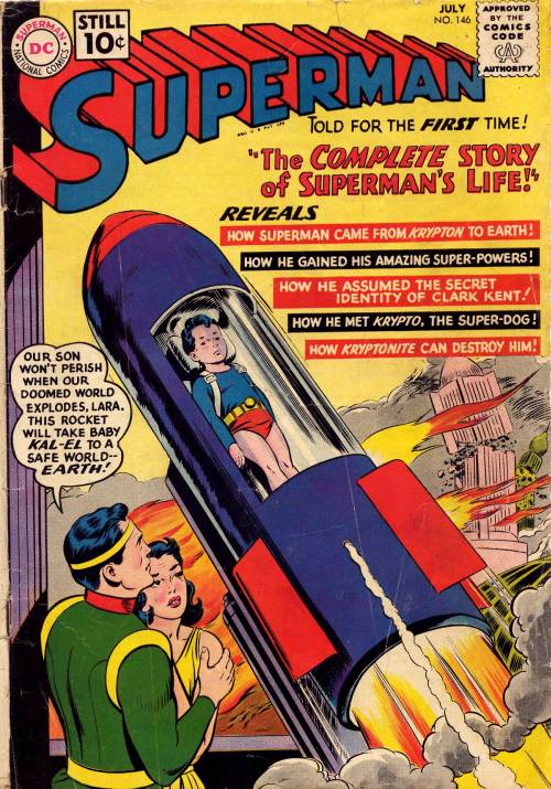 Superman Vol 1 146