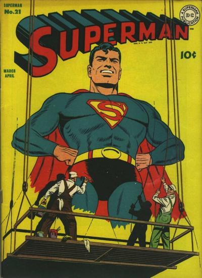 Superman Vol 1 21