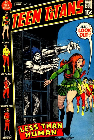 Teen Titans Vol 1 33