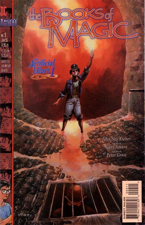 The Books of Magic Vol 2 9