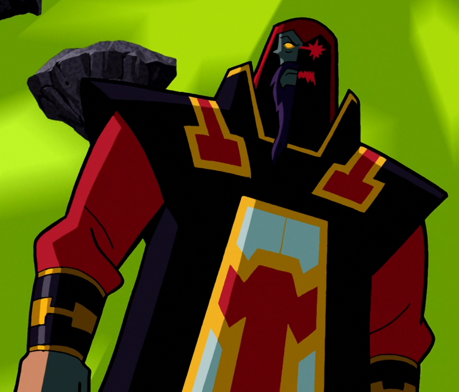 Typhon (The Brave and the Bold)