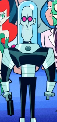 Victor Fries (Teen Titans TV Series)