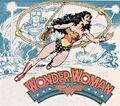 Wonder Woman New Earth 001