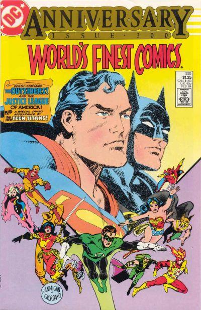 World's Finest Vol 1 300