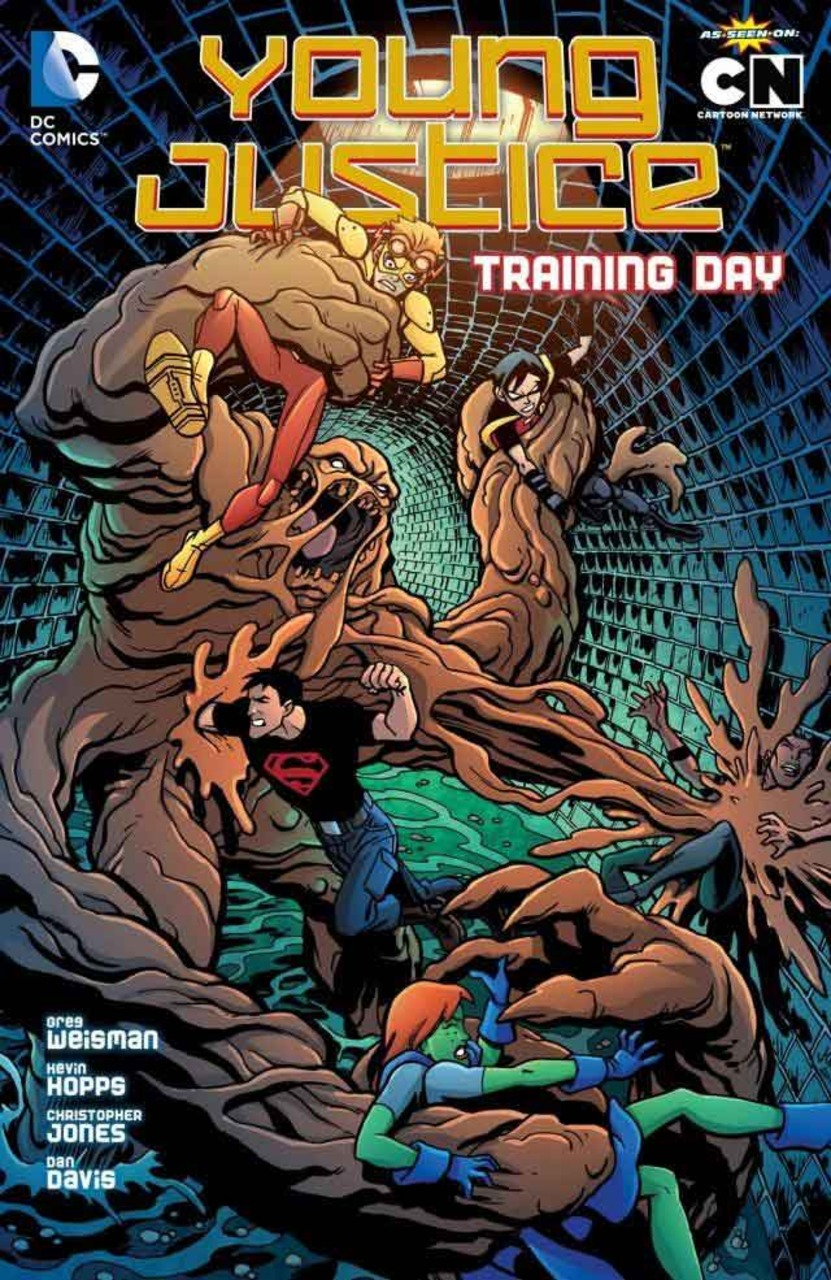 Young Justice: Training Day (Collected)