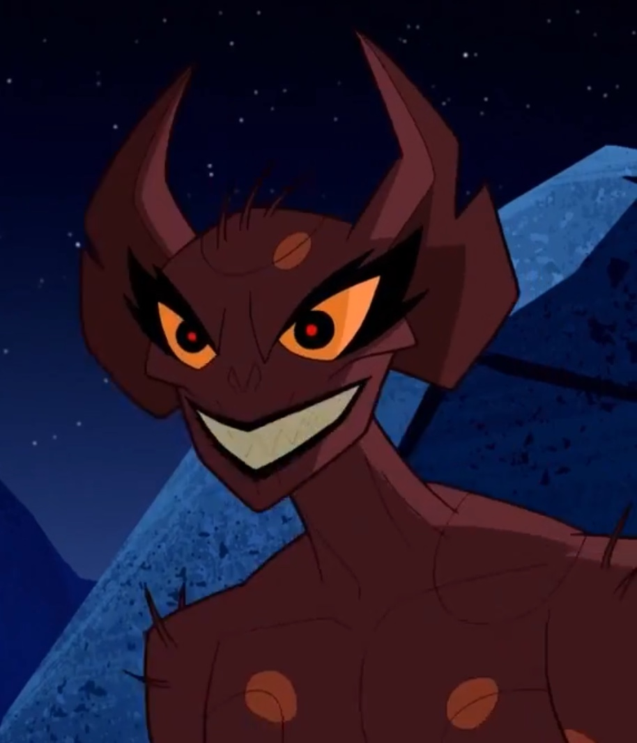 Abnegazar (Justice League Action)