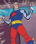 Allen Adam DC Showcase Blue Beetle 0001