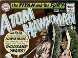 The Atom and Hawkman Vol 1 44