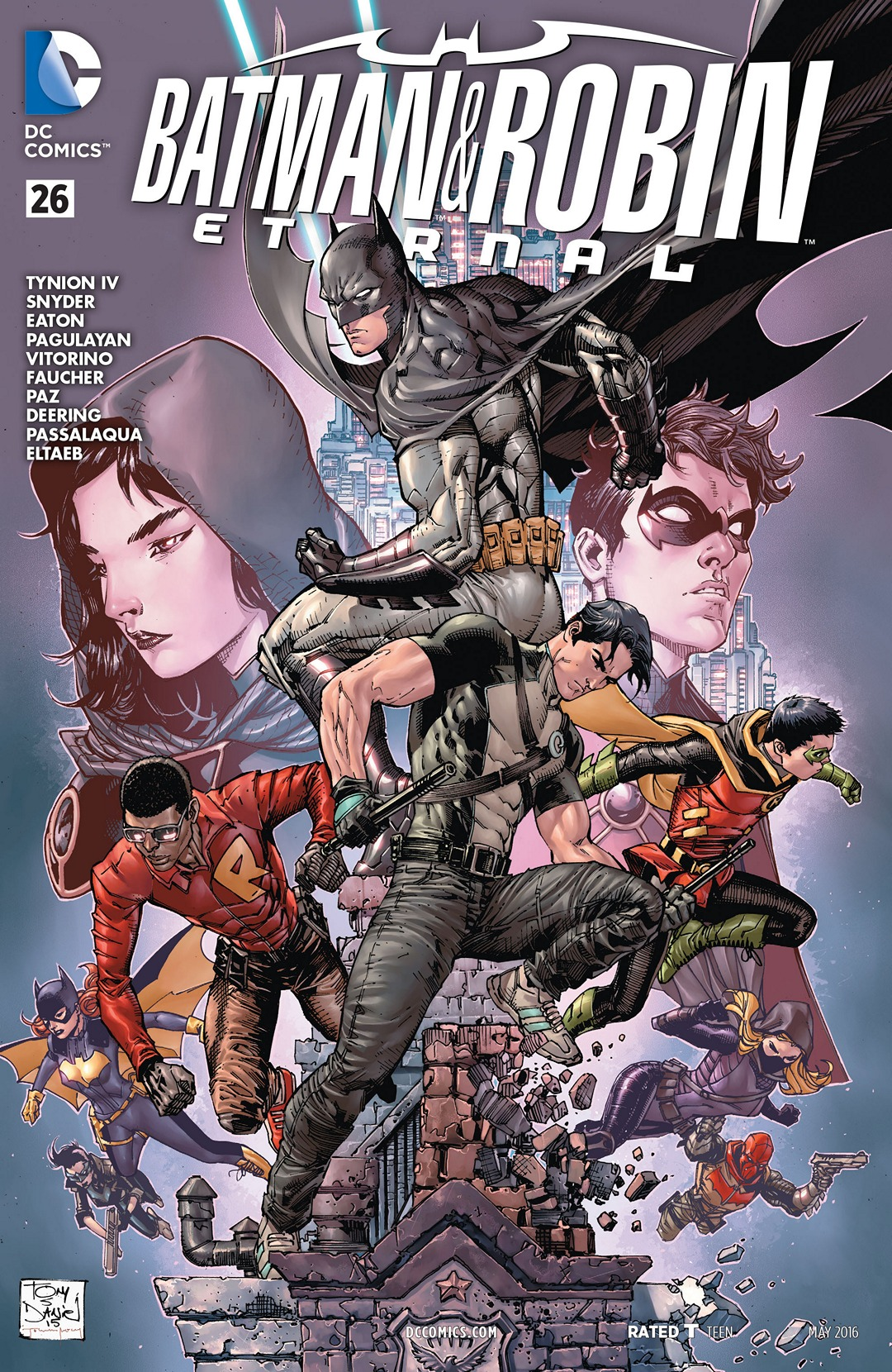 Batman & Robin Eternal Vol 1 26
