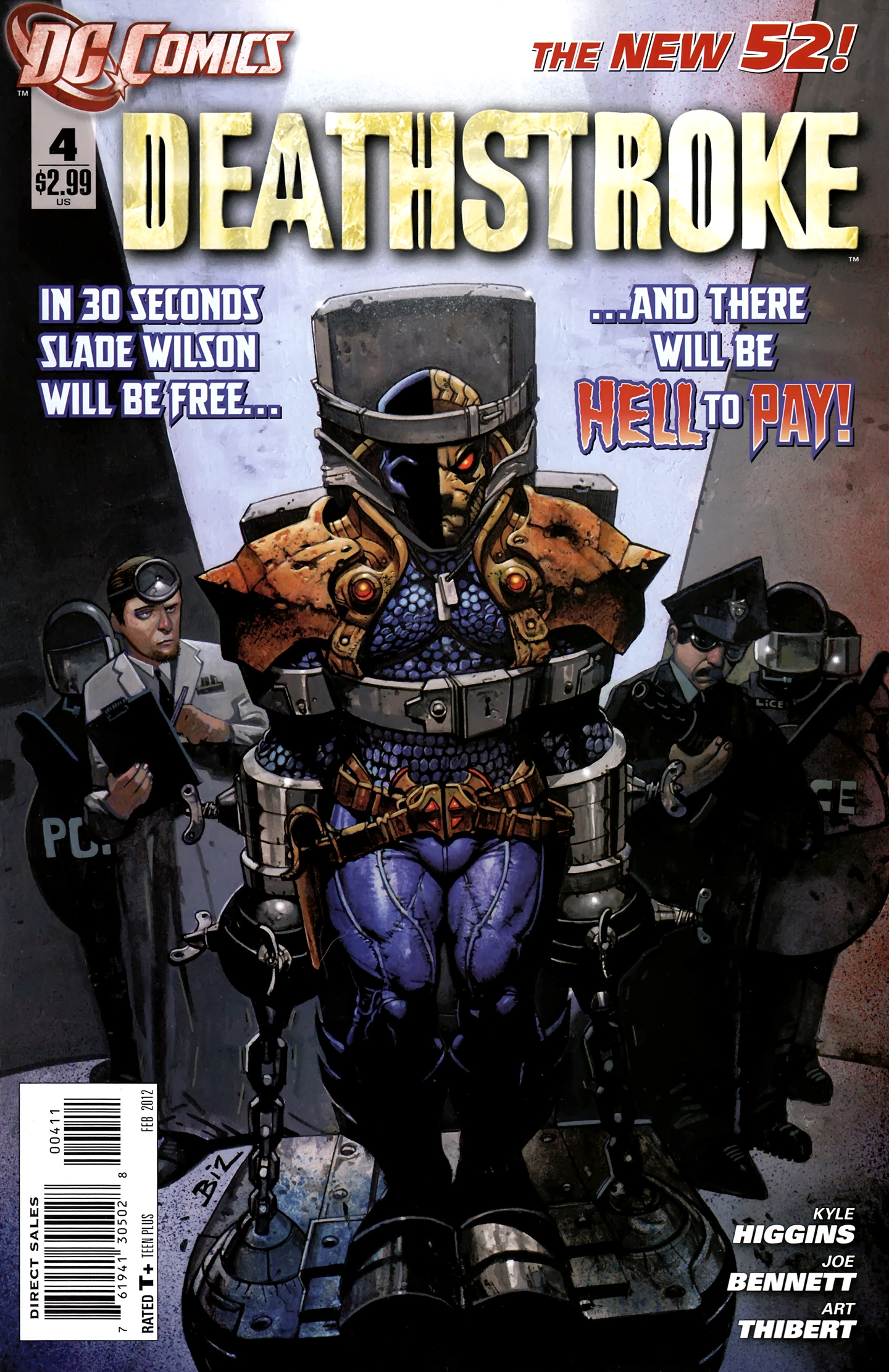 Deathstroke Vol 2 4