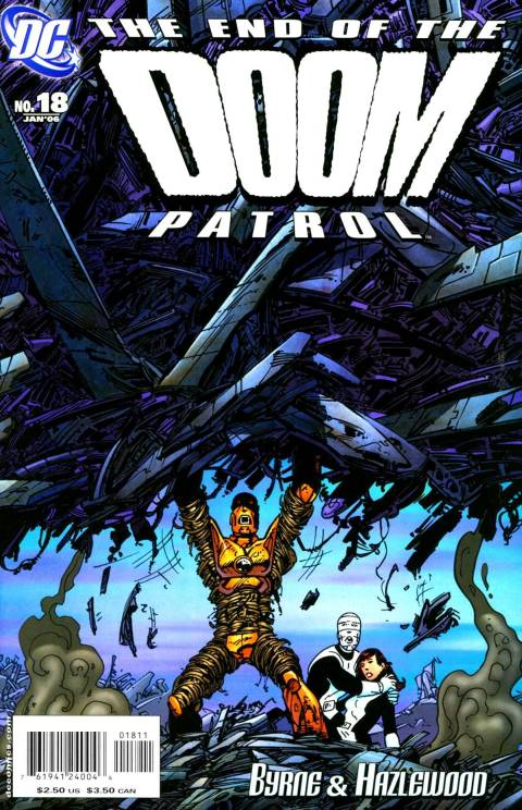 Doom Patrol Vol 4 18