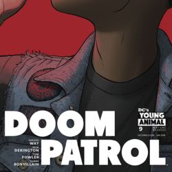 Doom Patrol Vol 6 9