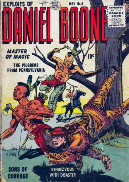 Exploits of Daniel Boone Vol 1 4
