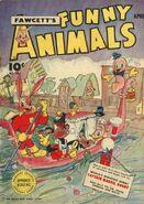 Fawcett's Funny Animals Vol 1 28
