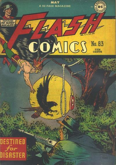 Flash Comics Vol 1 83