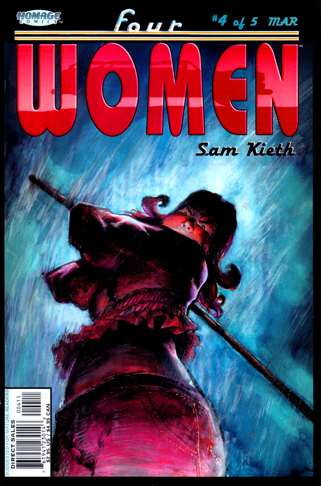 Four Women Vol 1 4