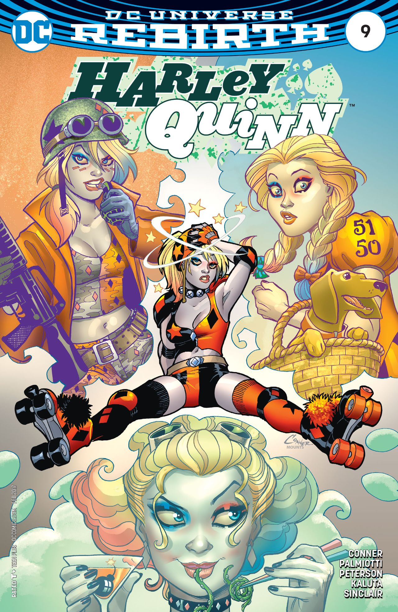 Harley Quinn Vol 3 9