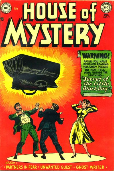 House of Mystery Vol 1 9