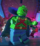 J'onn J'onzz The Lego Movie 0001
