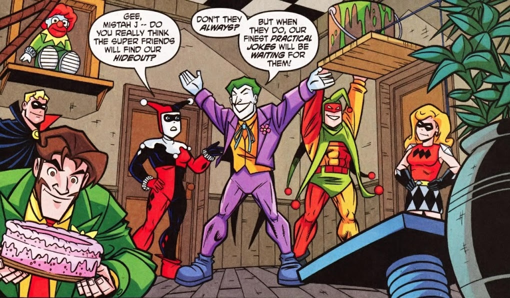 Jesters' League of America (Earth-508)