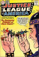 Justice League of America Vol 1 10
