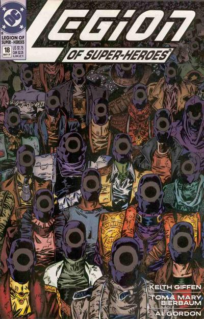 Legion of Super-Heroes Vol 4 18