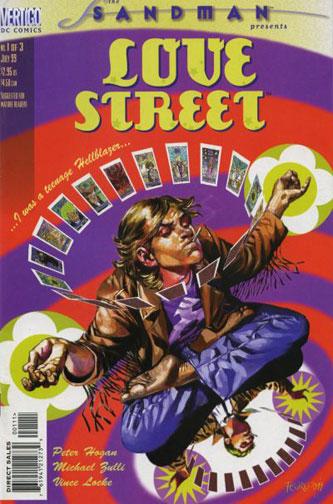 Sandman Presents: Love Street Vol 1 1