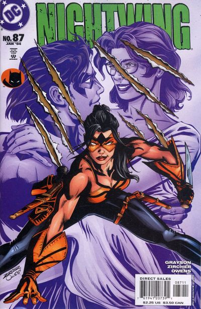 Nightwing Vol 2 87