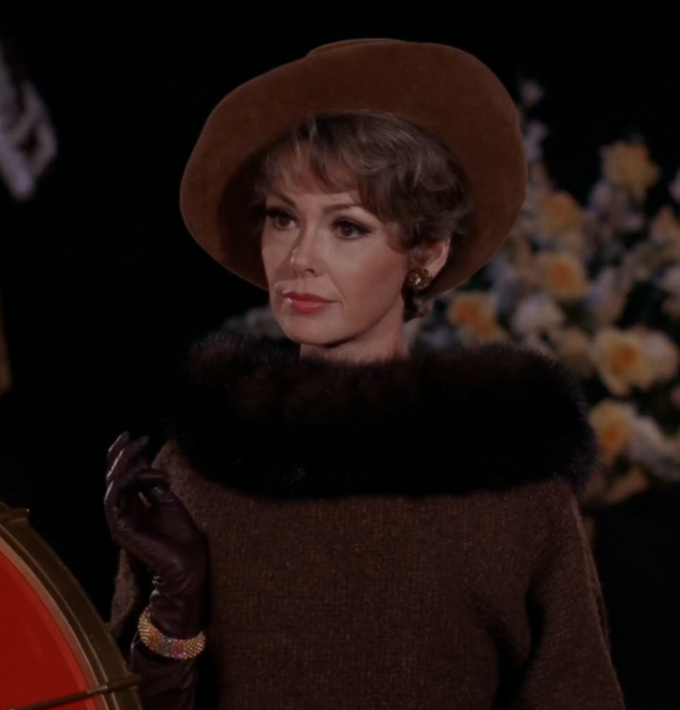 Nora Clavicle (Batman 1966 TV Series)