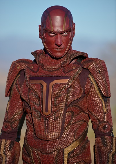 Red Tornado (Arrowverse: Earth-38)