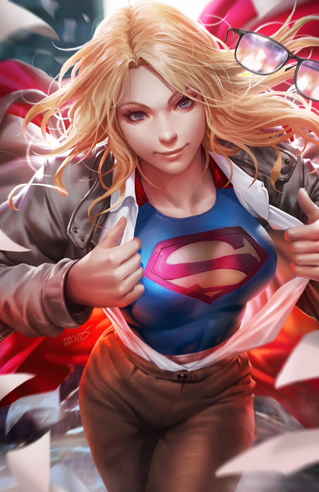 Supergirl Vol 7 36 Textless Variant.jpg