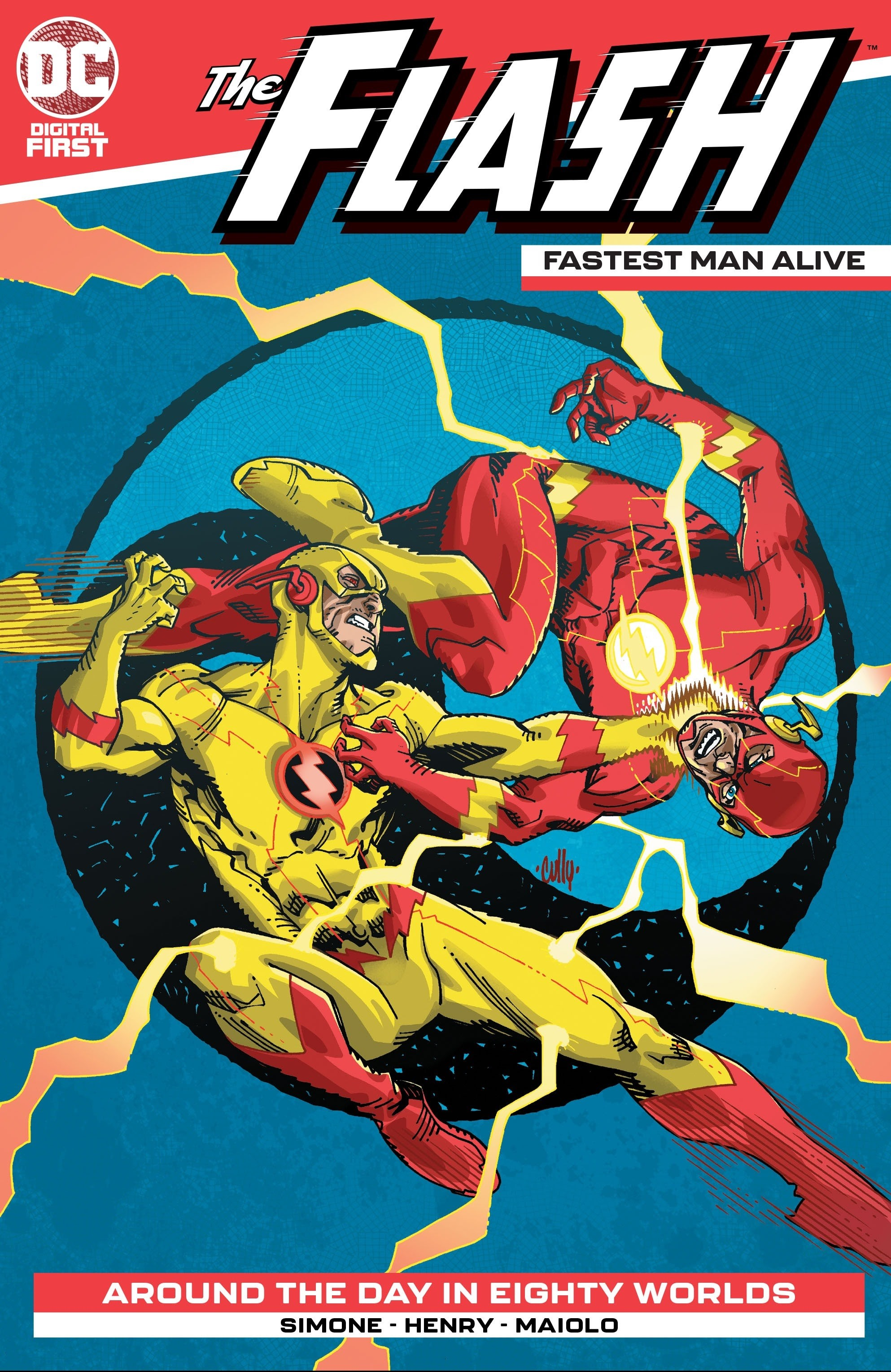The Flash: Fastest Man Alive Vol 1 5 (Digital)