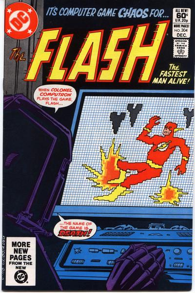 The Flash Vol 1 304