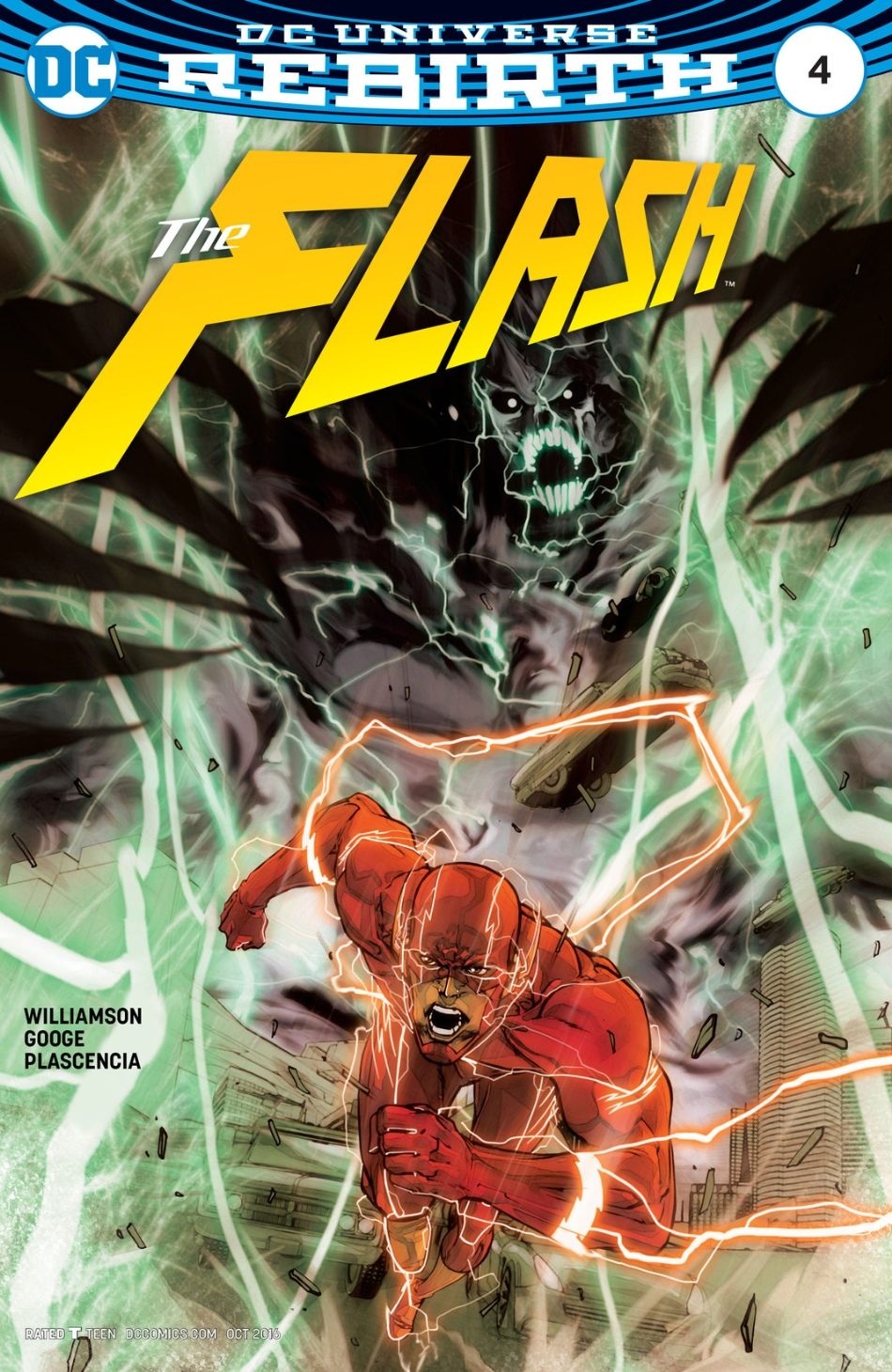 The Flash Vol 5 4