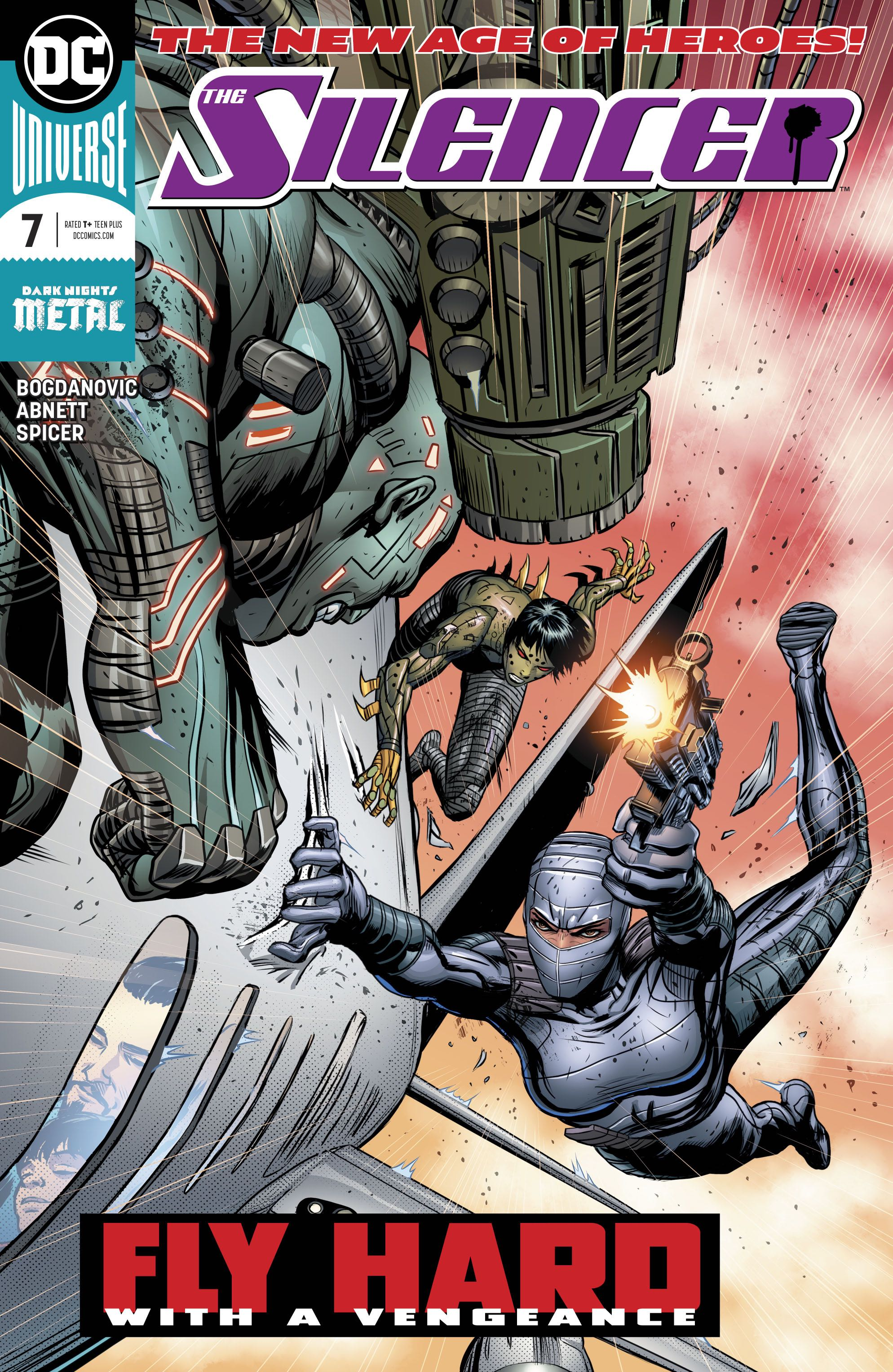 The Silencer Vol 1 7