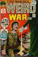 Weird War Tales 4
